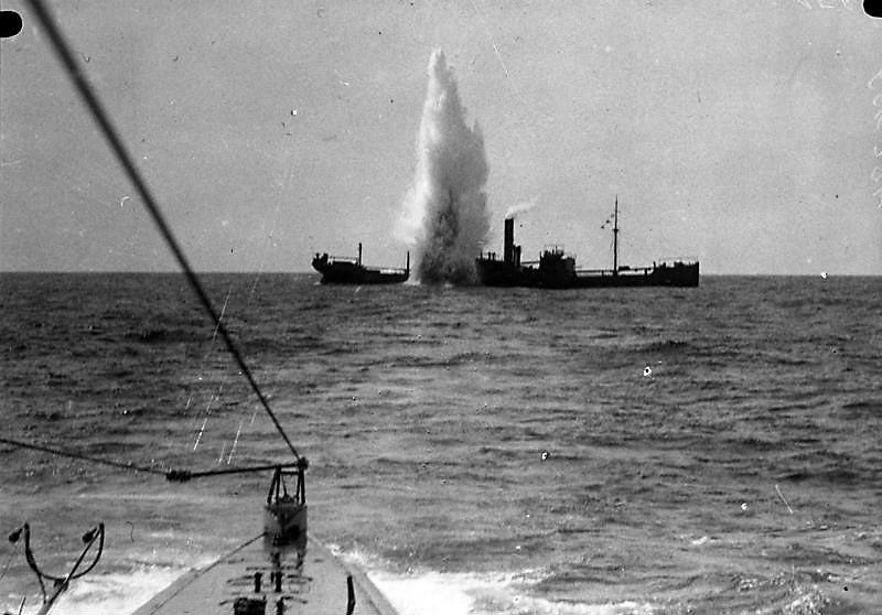 VOR 100 JAHREN: Evakuierung der Insulaner bei Kriegsausbruch 1914