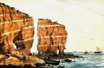 Aus der Zeit um 1700: Nachricht von der Insul Helgeland